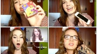 Bean Boozled, Prank Calling, and Watching my Old Videos! (Favorites Challenge) Thumbnail