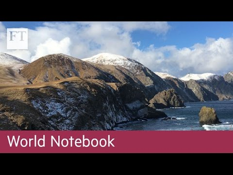 Russia and Japan discuss Kuril Islands | World Notebook