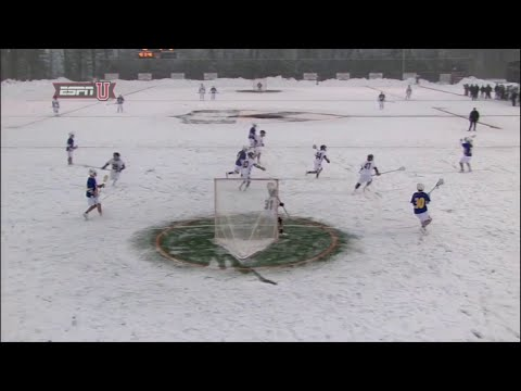 Hofstra Man-up Offense Goes 5 For 7 Against Princeton
