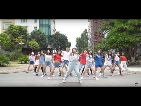 MDA Crew | Bài dự thi NOW WE DANCE | Le Cirque Dance studio