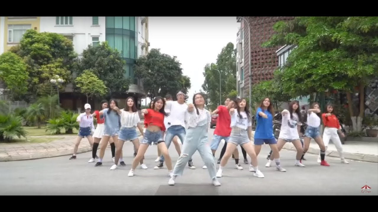 MDA Crew | Bài dự thi NOW WE DANCE | Le Cirque Dance studio