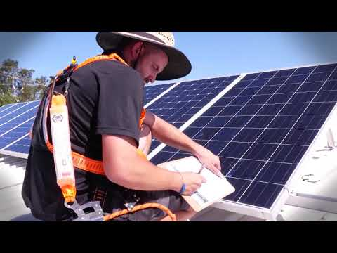 Solar Panel & Inverter Service & Clean - Halcol Energy