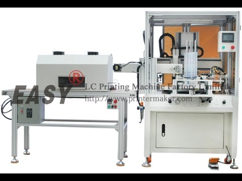 Ruler Automatic Servo Screen Printing Machine