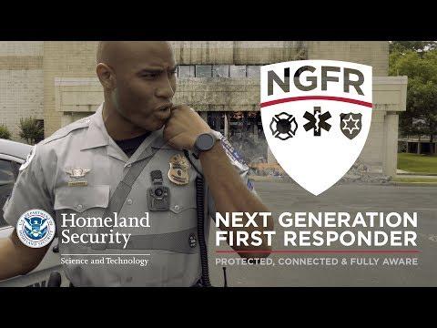 Next Generation First Responder