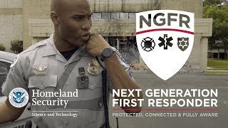 Next Generation First Responder