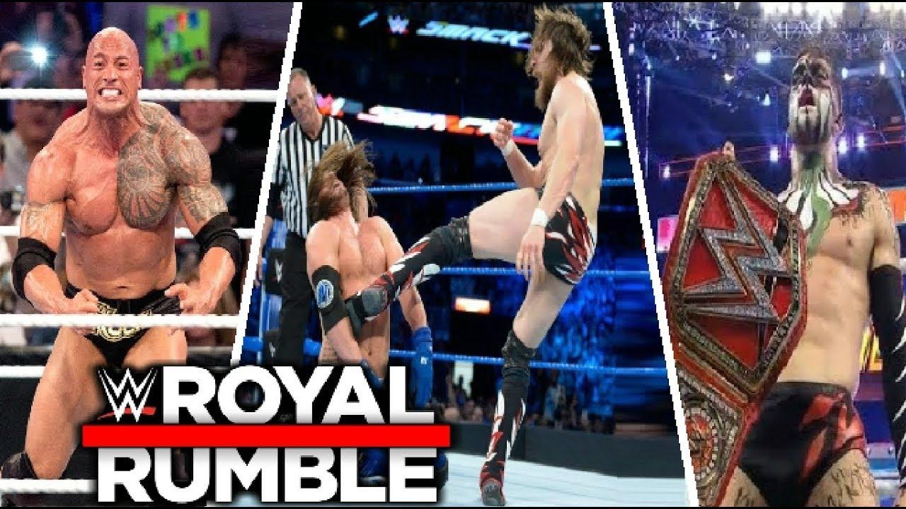 Download WWE Royal Rumble 27th January 2019 Highlights - WWE Royal Rumble 27/01/2019 Highlights