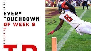 Every Touchdown from Week 9 | NFL 2018 Highlights