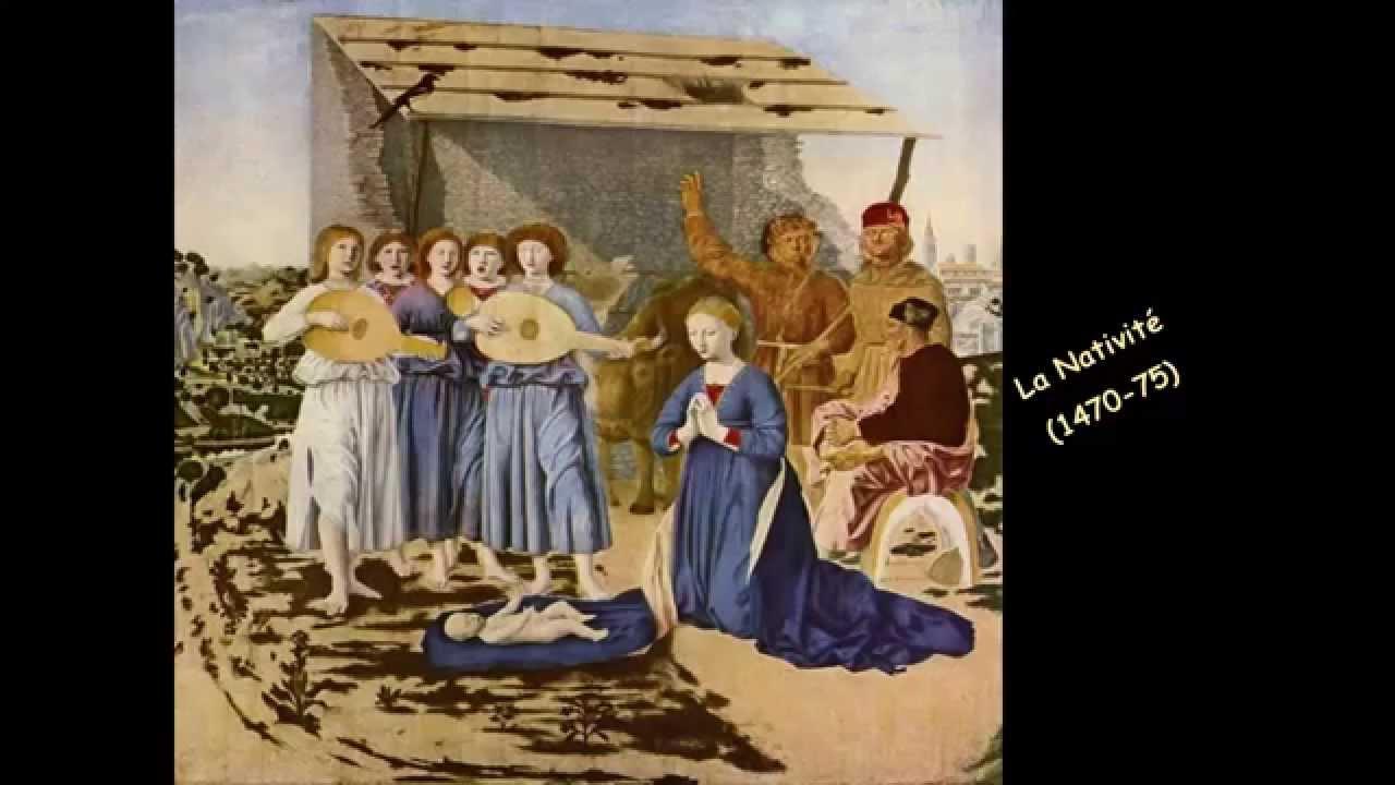 La nativit en peinture youtube for Comment diluer de la peinture