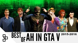 Top Times from Achievement Hunter in GTA V (2015 - 2016)