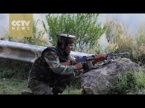 Indian army kills three suspected militants in Kashmir