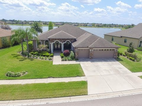 5341 Sandy Shell Drive Harbour Isles #1 Real Estate Agent Apollo Beach Duncan Duo RE/MAX Home Video