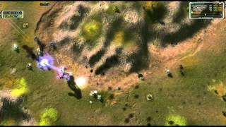 Supreme Commander Epic - Syava / RA_Mad-Mozart vs TAG_Chosen / Corwin