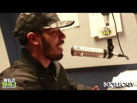 JR Castro Interview w/ Bootleg Kev on Wild 94.1
