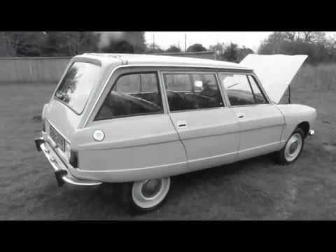 fantastic really 1974 citroen ami 8 break as good as new really youtube. Black Bedroom Furniture Sets. Home Design Ideas