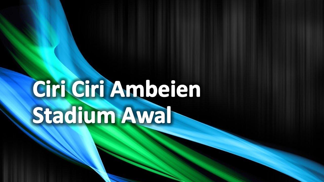 Ciri Ciri Wasir Stadium Awal - YouTube