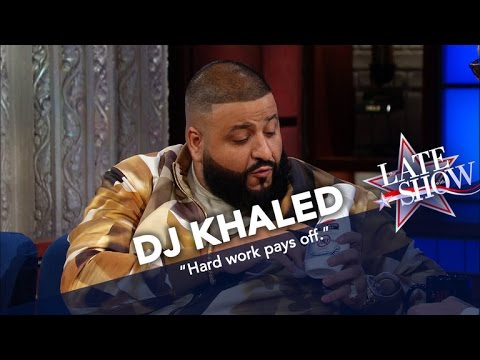 DJ Khaled: The Key Is To Stay Focused