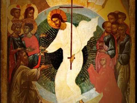 """Вход Господень в Иерусалим — Закон Божий. Телеканал """"Радость моя"""""""