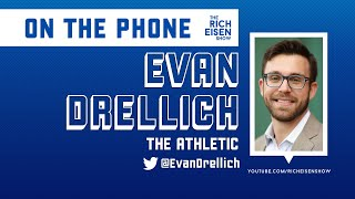 The Athletic's Evan Drellich On How Many Games Mlb Players Want In 2020 | The Rich Eisen Show
