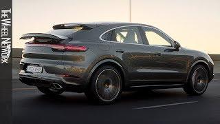 2020 Porsche Cayenne Turbo Coupe  Driving, Interior, Exterior