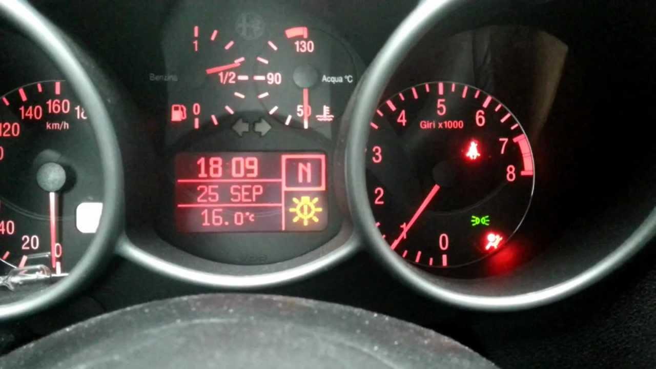 selespeed Problem , Alfa Romeo 147 20  YouTube