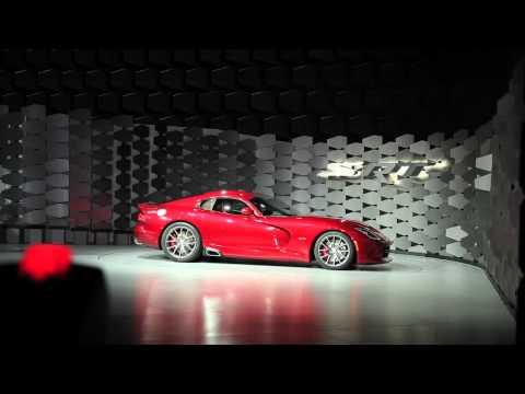 2013 SRT Viper Unveiling - 2012 New York Autoshow