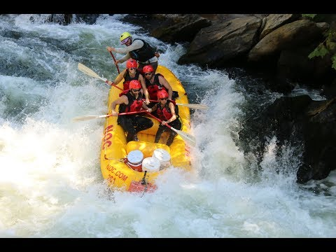 Whitewater Rafting The Chattanooga River | RV Travel V.12