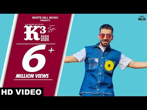 KAAKI KAALI KURTI (K3) Lyrics - Maninder Buttar| latest Punjabi Song 2021