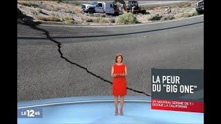 Un séisme de magnitude 7,1 secoue la Californie