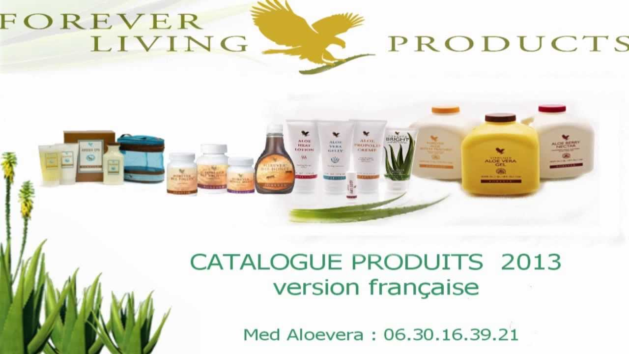 catalogue produits d 39 alo vera de forever living fr 2013 youtube. Black Bedroom Furniture Sets. Home Design Ideas