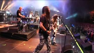 Sabaton - Aces in Exile live in Masters of Rock 2010 high quality