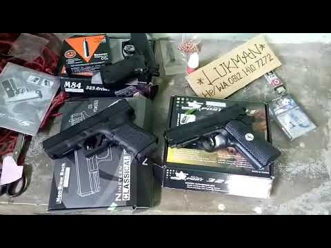 Airsoft gun M4 MAGPUL from YouTube · Duration:  2 minutes 10 seconds