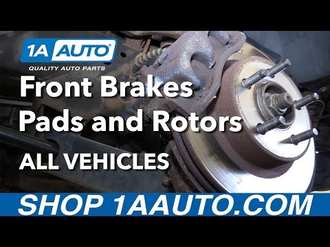 How To Replace Front Brakes On Any Vehicle (FULL Guide!)