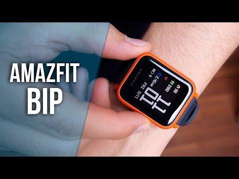 f9b22417 Обзор Amazfit Bip: лучшие умные часы с GPS до $100? | Zopo.pro - YouTube