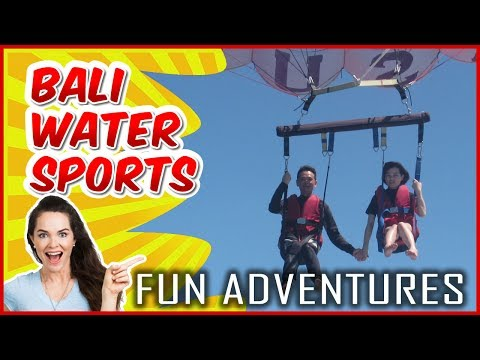 FUN Bali Water Sport Tour Packages & Deals