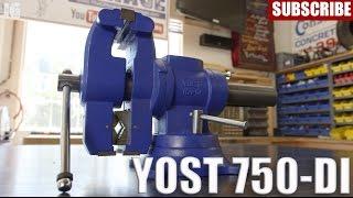 Yost Vise 750-DI Unboxing - Jimbos Garage