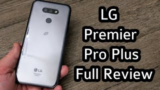LG Premier Pro Plus Full Review (Straight Talk)
