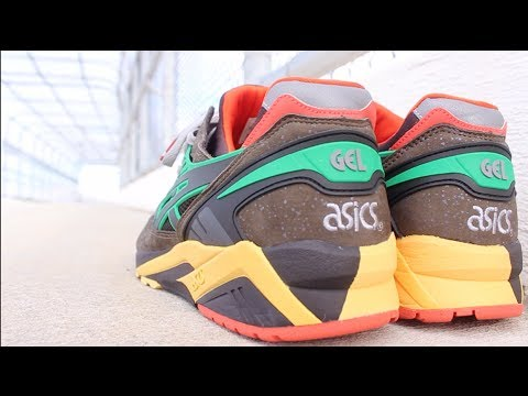 Packer x Asics Gel-Kayano Trainer