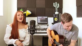 """""""LOST IN JAPAN"""" LIVE ACOUSTIC COVER BY RED"""