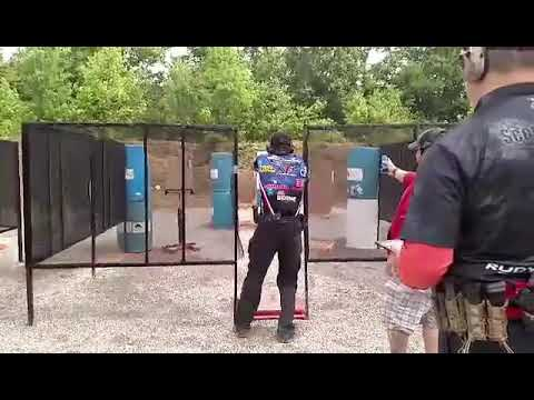 Robert Vogel 2017 Ohio state USPSA stage 2