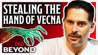 Joe Manganiello on stealing the Hand of Vecna | D&D Beyond