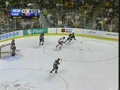 BU Hockey - 2003 Beanpot Semifinal Highlights
