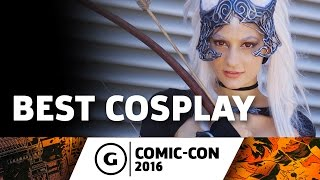 The Best Cosplay at Comic-Con 2016