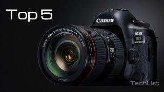 Video Best Camera - Top 5 DSLR Cameras 2018 download MP3, 3GP, MP4, WEBM, AVI, FLV Juli 2018