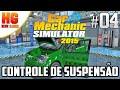 Car Mechanic Simulator 2015 - Gameplay - Reparando Controle De Suspensão - PT-BR #04