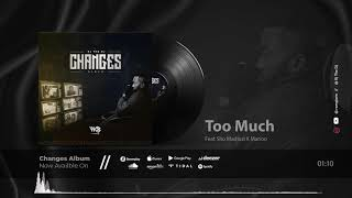 Too Much - Rj The Dj Ft Sho Madjozi & Marioo