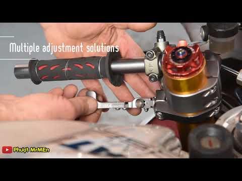 Phanh ngón cái trong tương lai - Thumb Brake - Xe Độ Đẹp - imclips net