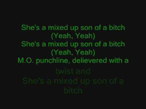 Download President of the United States of America-Mixed up S.O.B. lyrics