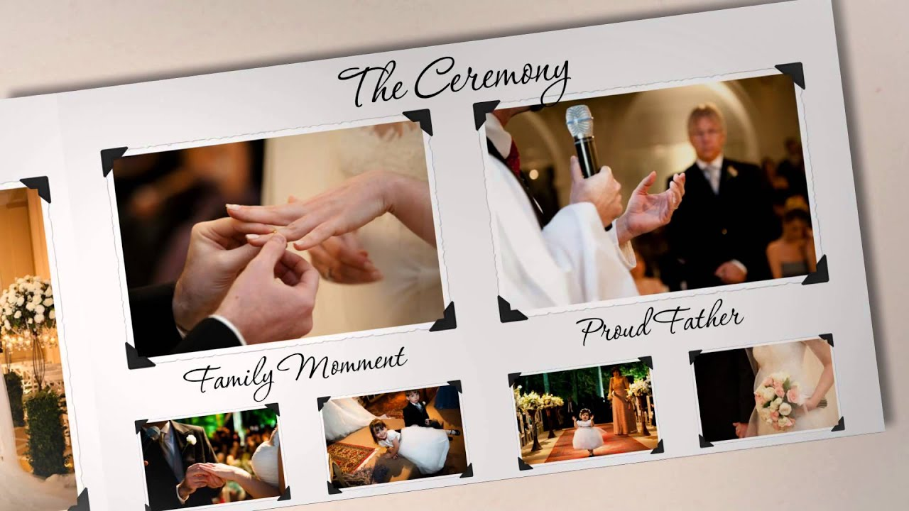 Wedding Photo Album V 20 After Effects Template YouTube – Template for Photo Album