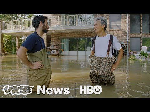 The Houston Homes Sacrificed After Harvey (HBO)