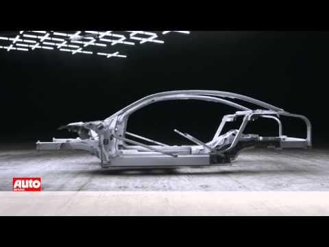 Audi Spaceframe: 20 Jahre Leichtbau-Architektur